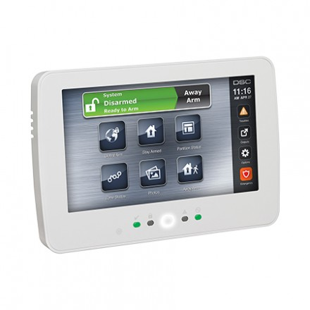NEO HS2TCHP, tastatura touch screen